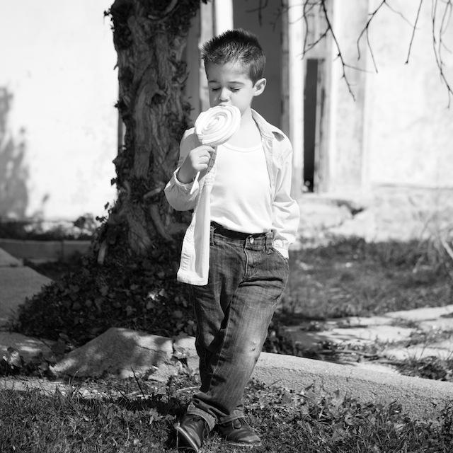 Reportaje a la familia Brasero por el fotógrafo profesional Vicente Alfonso