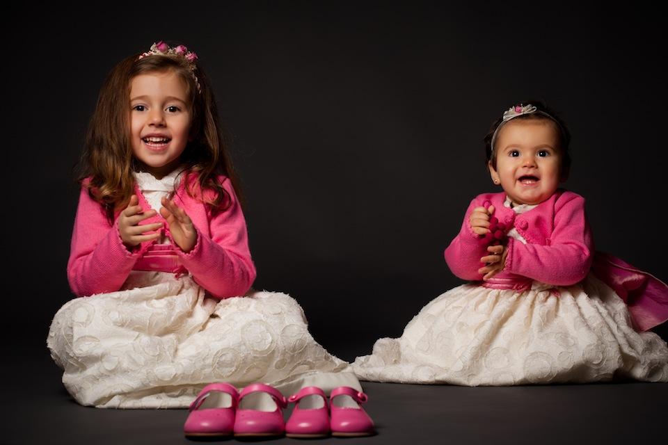 Celia y Daniela por el fotógrafo profesional Vicente Alfonso