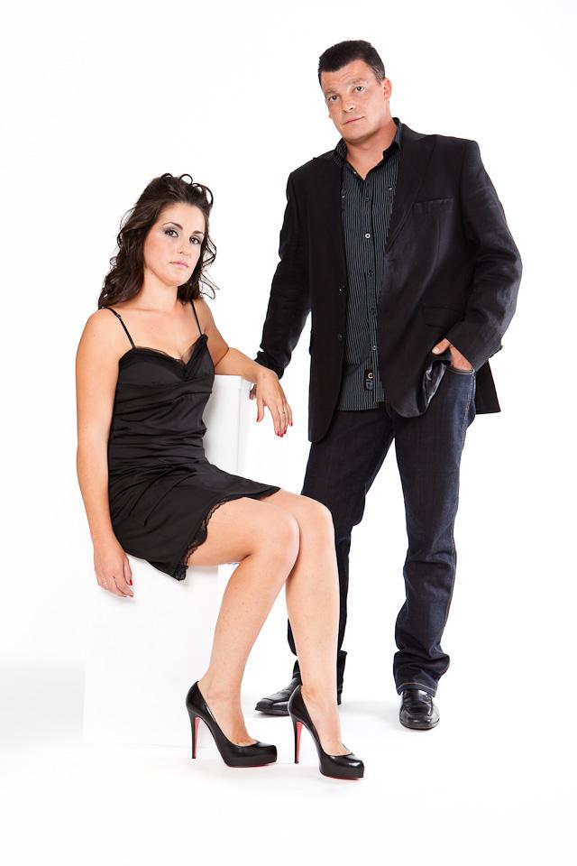 Reportaje a la pareja Marcelino y Aroa por el fotógrafo profesional Vicente Alfonso