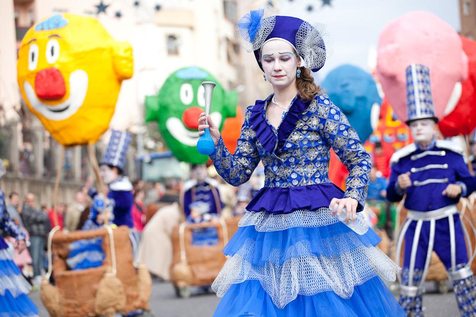 Carnavales de Navalmoral de la Mata 2011 por el fotógrafo profesional Vicente Alfonso