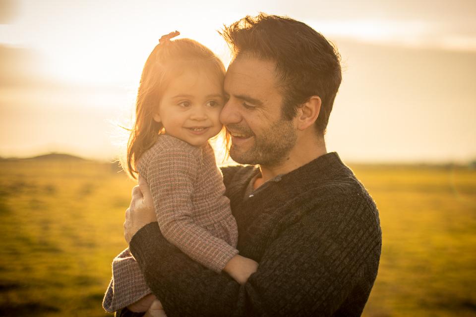 Emma y Papá