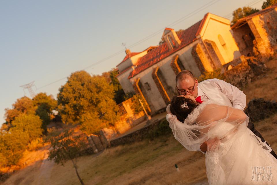 Boda Carlos y Marta en Cáceres España por el fotógrafo profesional Vicente Alfonso