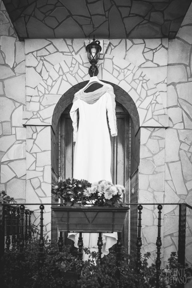 Detalle vestido novia pronovias atelier