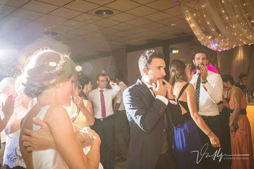 Cierre de fiesta boda 06