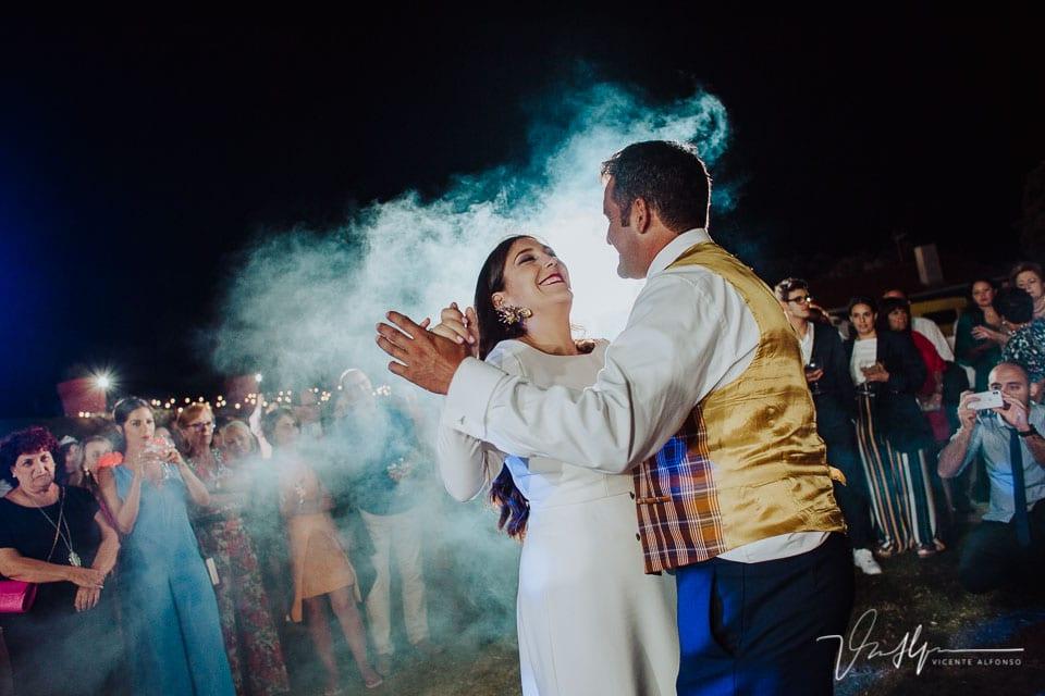 Reportaje de fotos en el baile de los novios 2