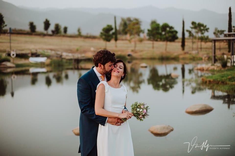 Reportaje de boda en la quinta de la cerca