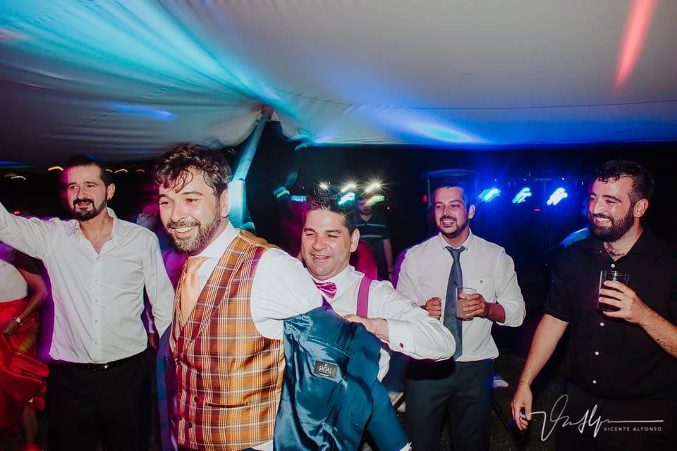 Fiesta de boda en la Quinta de la Cerca en Jarandilla de la Vera 01