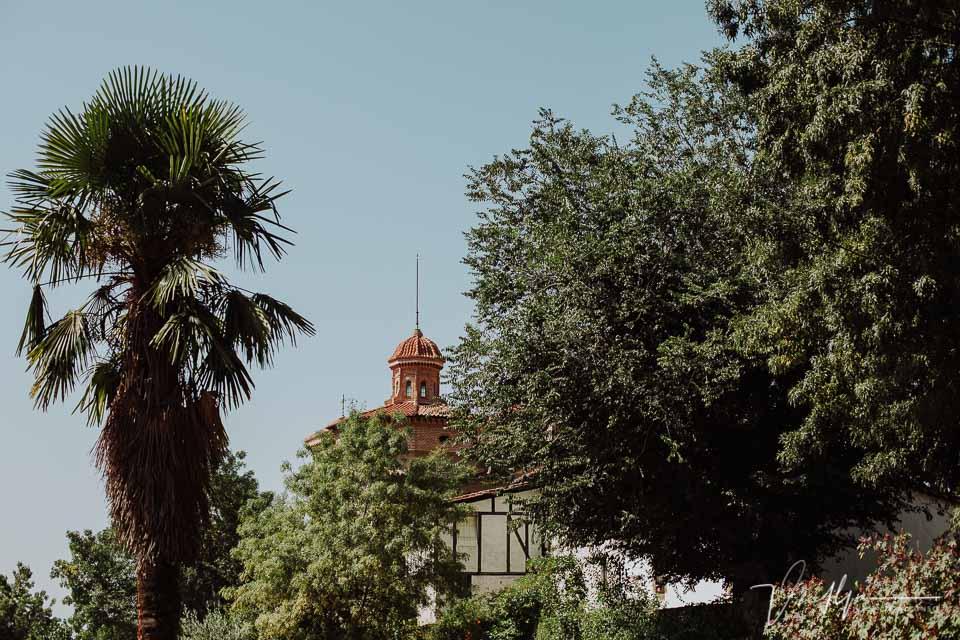 La Iglesia de Chilla en Candeleda
