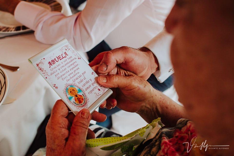 Detalle de boda en el Mirador de Gredos en el Raso 01