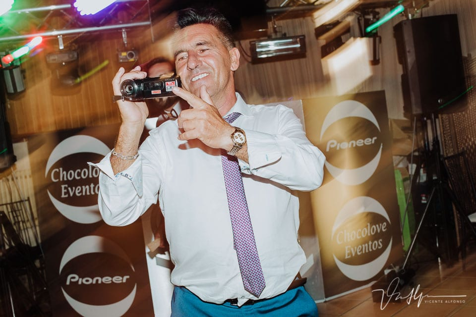 Detalle de boda del Baile y barra libre en el Mirador de Gredos en el Raso y la empresa Choco Love