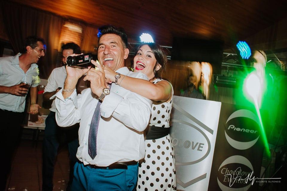 Detalle de boda del Baile y barra libre en el Mirador de Gredos en el Raso y la empresa Choco Love 02