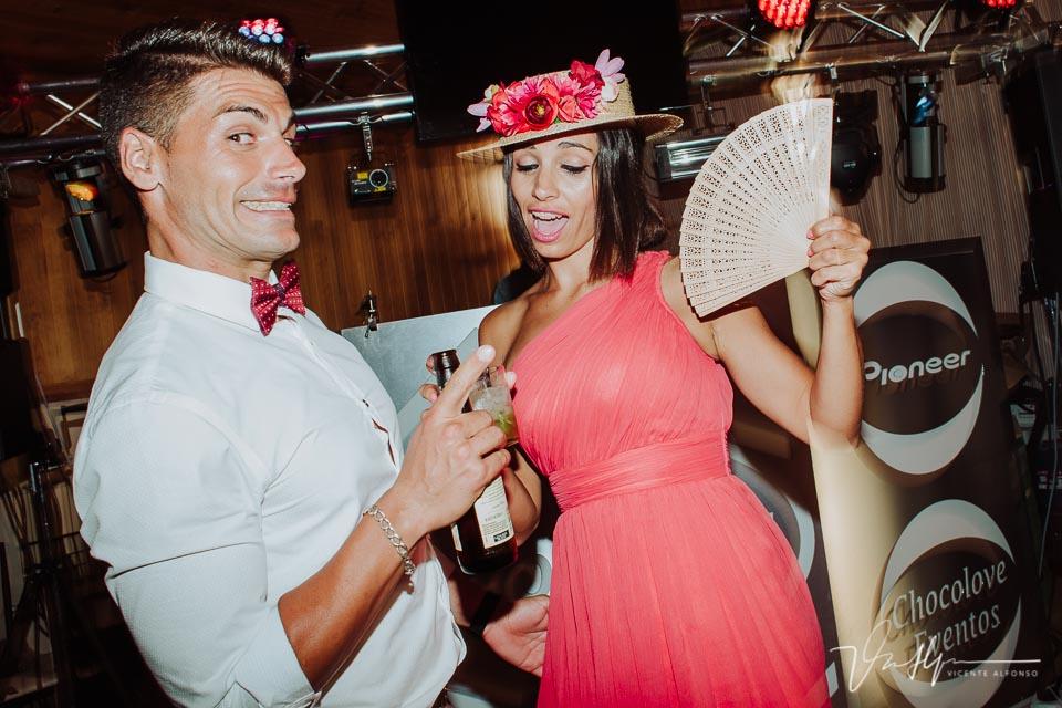 Detalle de boda del Baile y barra libre en el Mirador de Gredos en el Raso y la empresa Choco Love 03