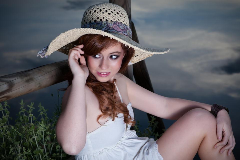 Moda con Laura por el fotógrafo profesional Vicente Alfonso