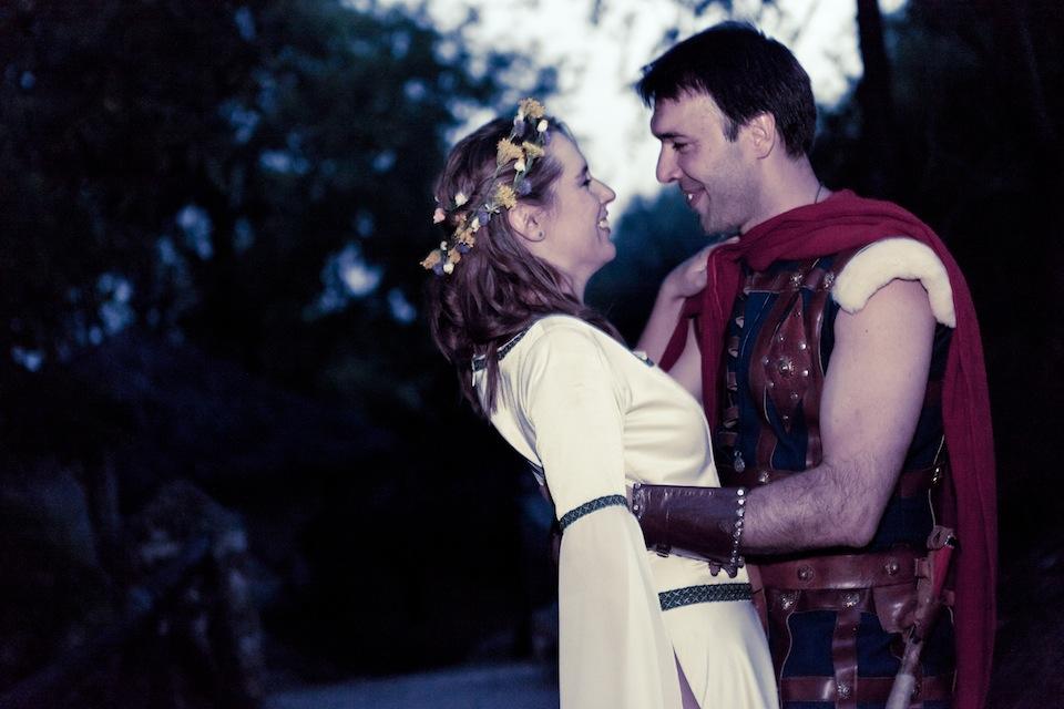 Boda Celta David y María por el fotógrafo profesional Vicente Alfonso