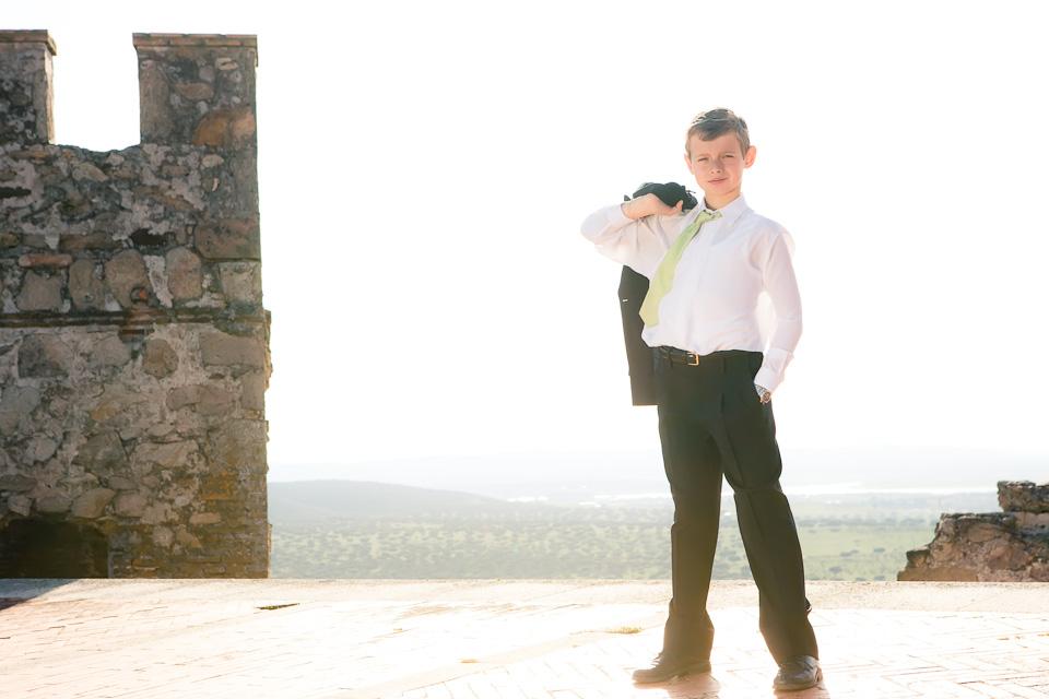 Comunión Christian por el fotógrafo profesional Vicente Alfonso