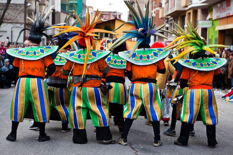 Carnavales de Navalmoral de la Mata 2010 por el fotógrafo profesional Vicente Alfonso