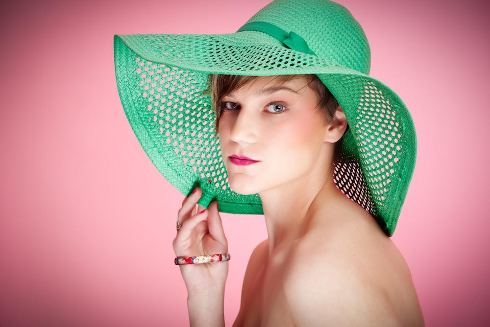 Moda con Macarena por el fotógrafo profesional Vicente Alfonso
