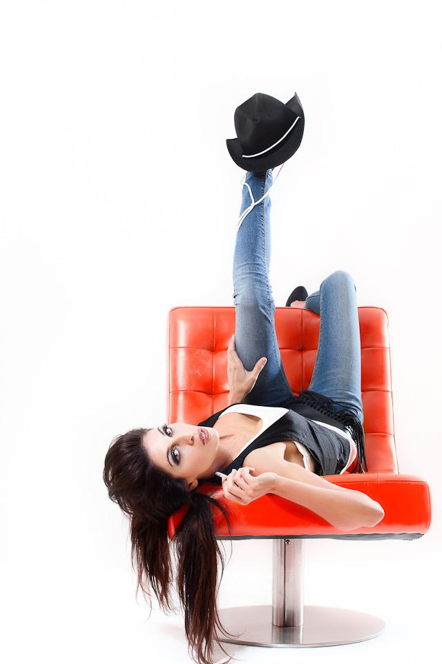 Moda con Tamara Ferrero por el fotógrafo profesional Vicente Alfonso