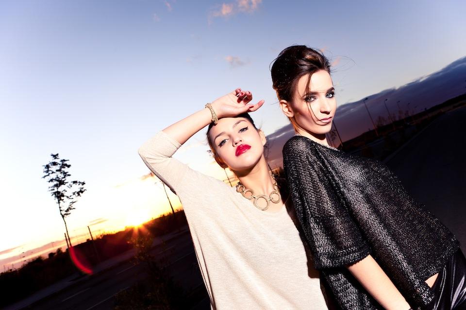 Moda con Pamela Piedrahita por el fotógrafo profesional Vicente Alfonso