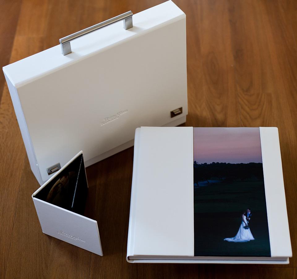 Álbumes profesionales por el fotógrafo Vicente Alfonso