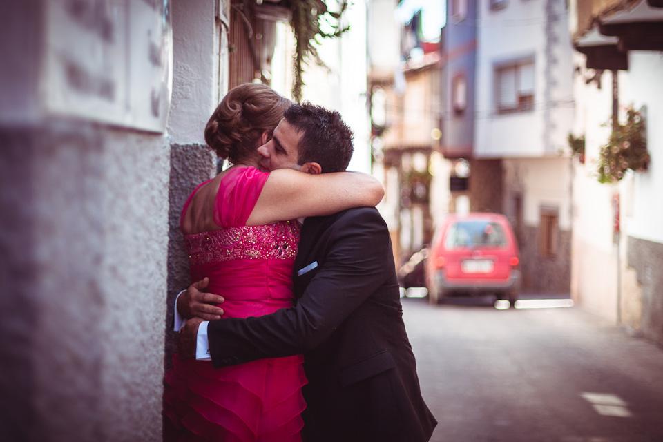 Boda Jorge y Ana por el fotógrafo profesional Vicente Alfonso Cáceres España Garganta la Olla