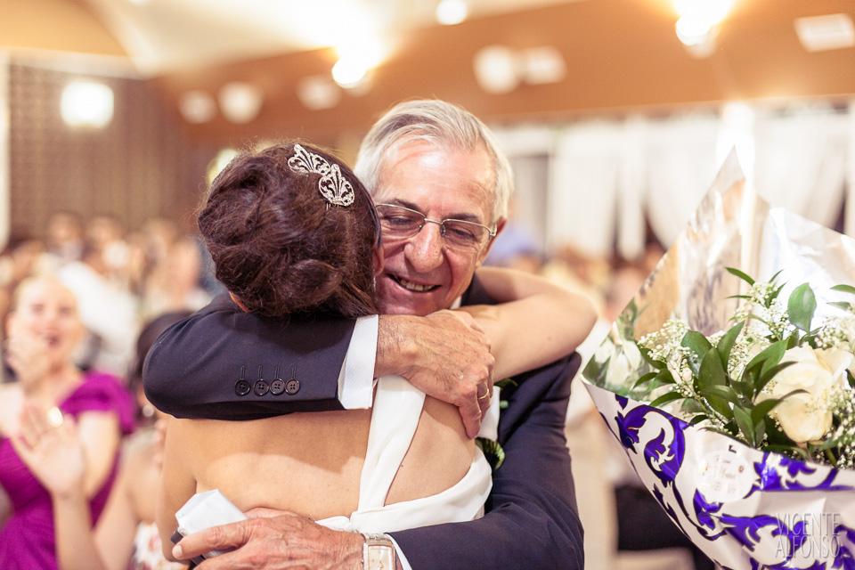 Boda Jorge y Ana Cáceres Garganta la Olla fotógrafo profesional Vicente Alfonso
