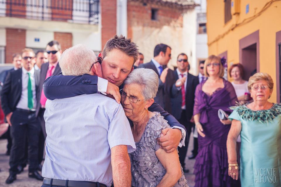 Boda Sergio y Aroa Bohonal de Ibor Vicente Alfonso fotógrafo profesional Cáceres
