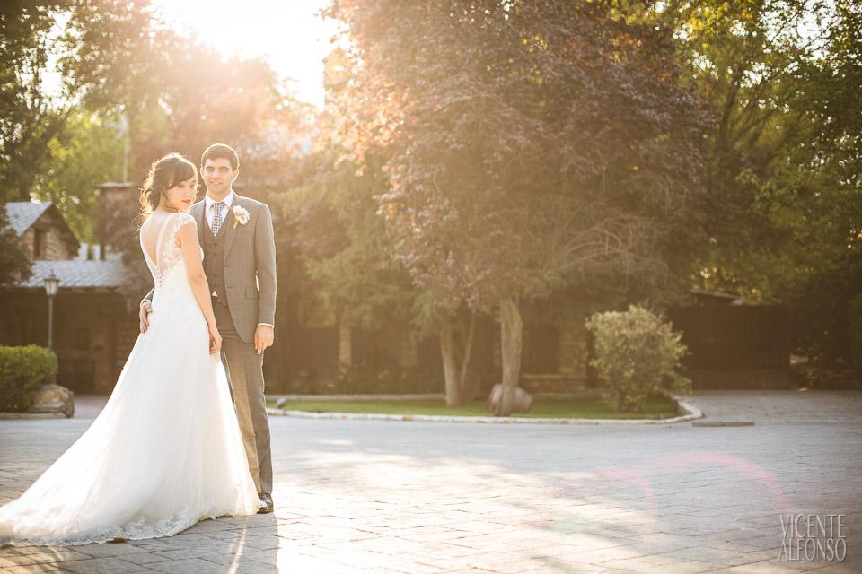 Shooting wedding UK and Vietnamese in Normandie Ondarreta