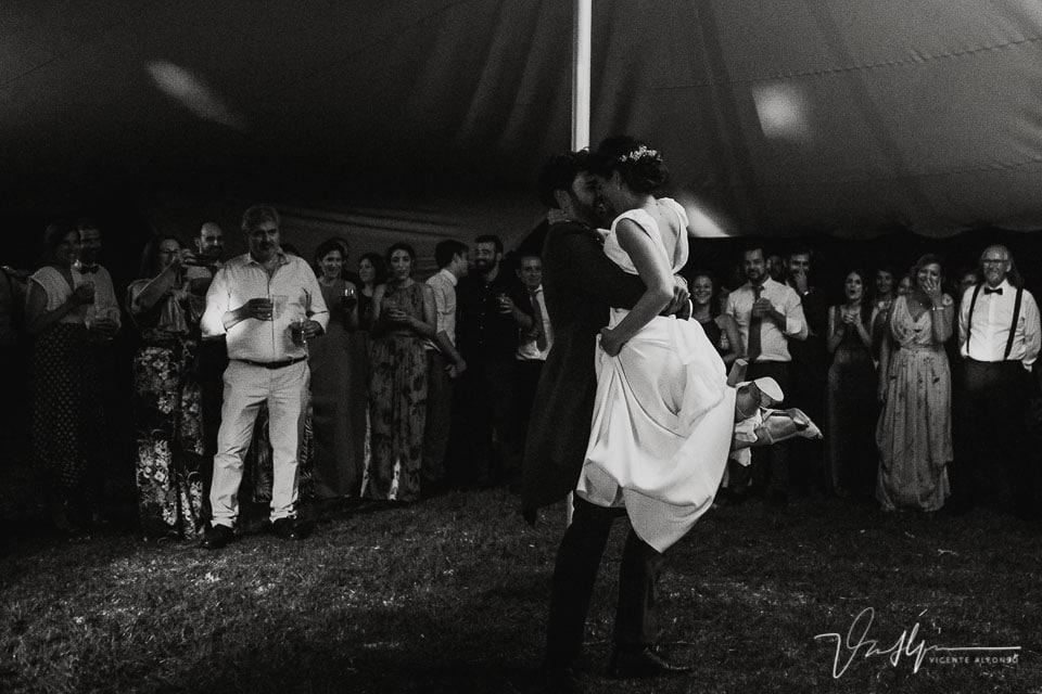 Baile de los novios en la Quinta de la Cerca 01