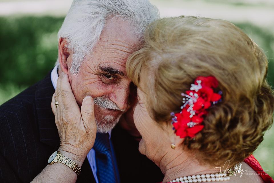Miradas 50 años de casados
