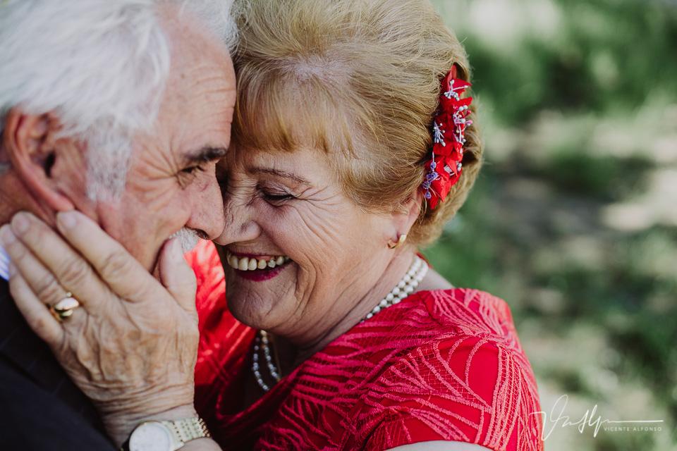Sonrisas 50 años de casados