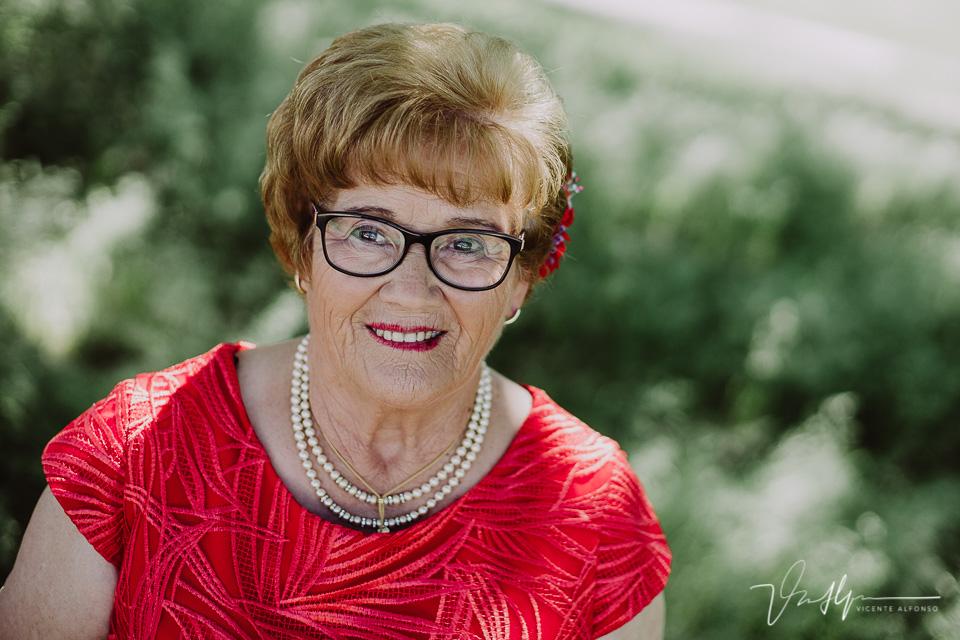 Retrato abuela