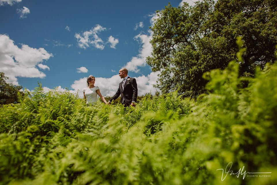 fotografía natural y diferente de boda en la vera 01
