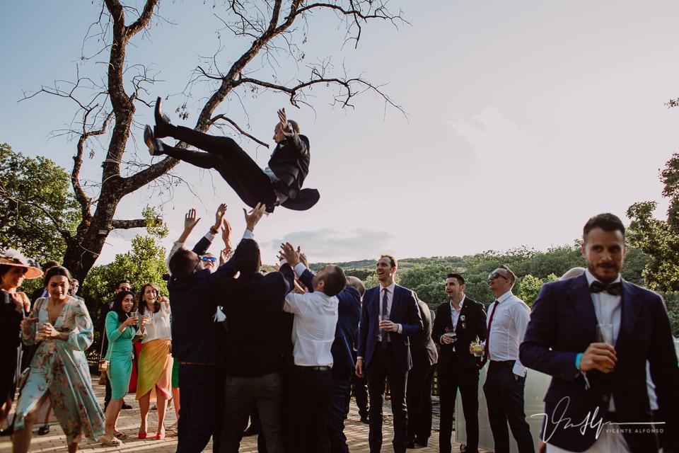 Detalles y ambiente de boda, fotografía por Vicente Alfonso