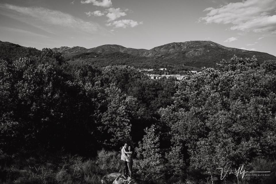 Reportajes entre las montañas y campos de La Vera