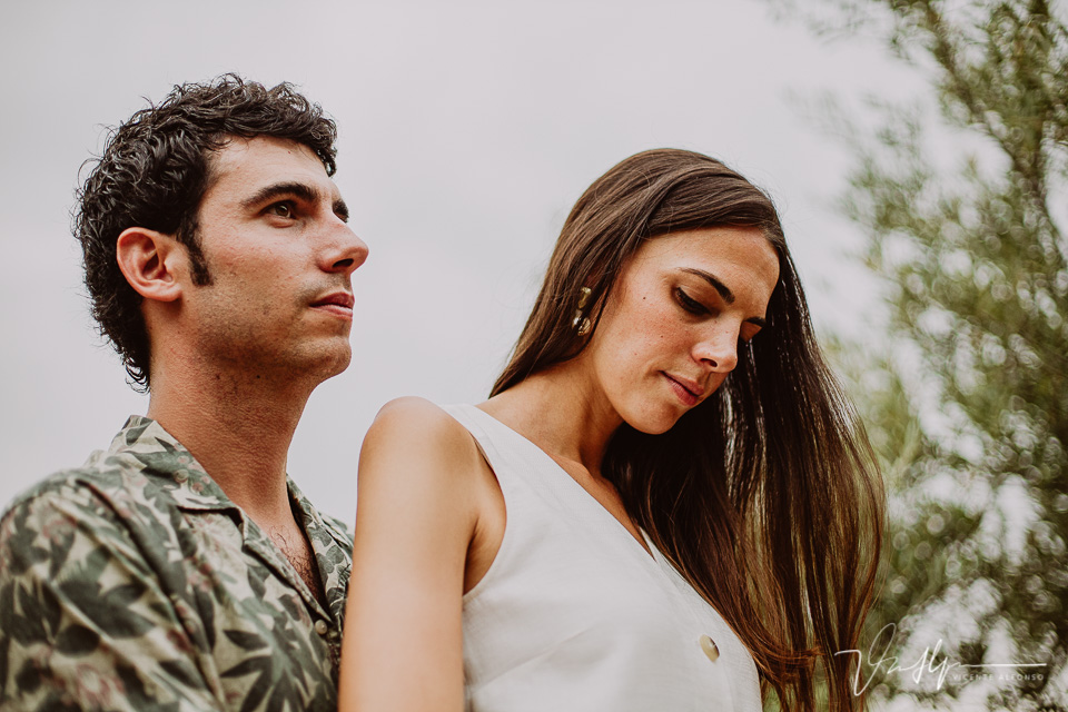 Retratos de parejas en La Vera