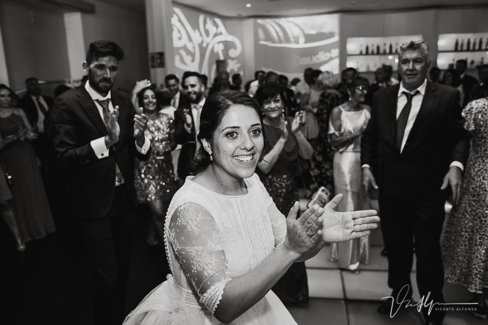 Fotografía de bodas sin posados