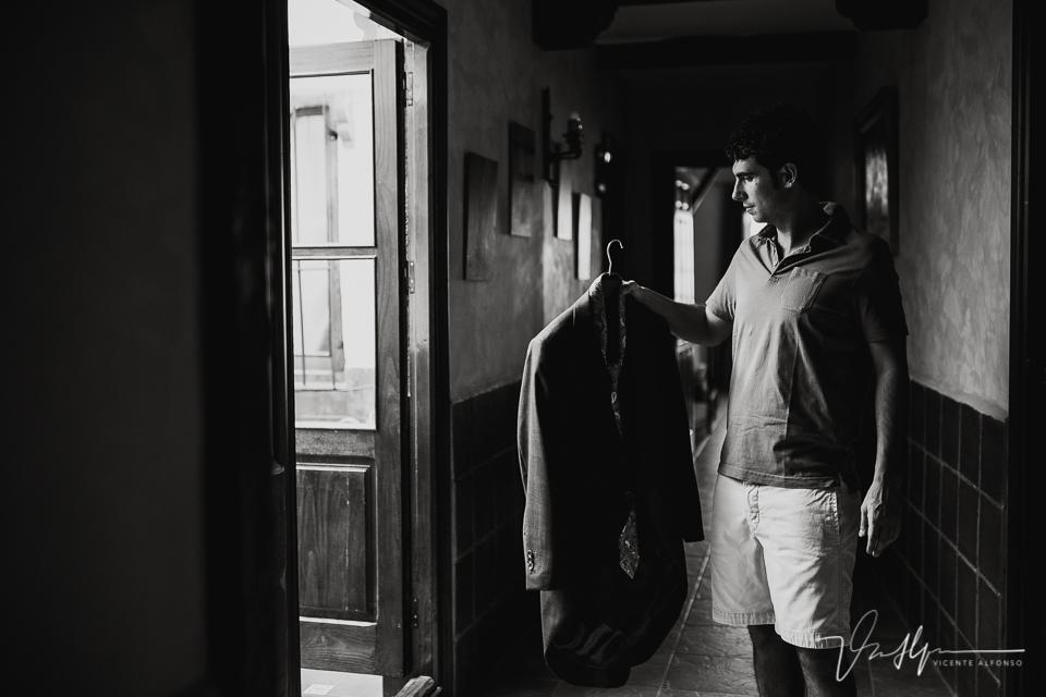 Reportaje de boda en el Palacio de los Condes de Osorno en Pasarón de la Vera