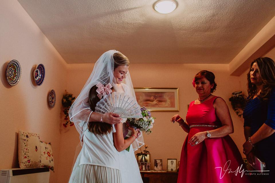 Reportaje de boda tradicional en Bohonal de Ibor.