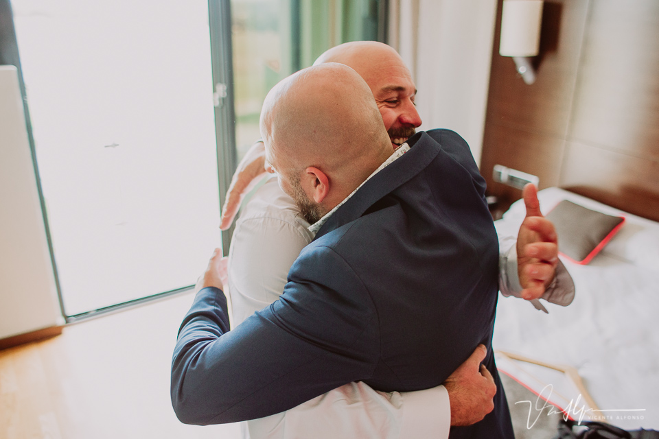 Reportajes de boda 2020 - detalles casa novio 02