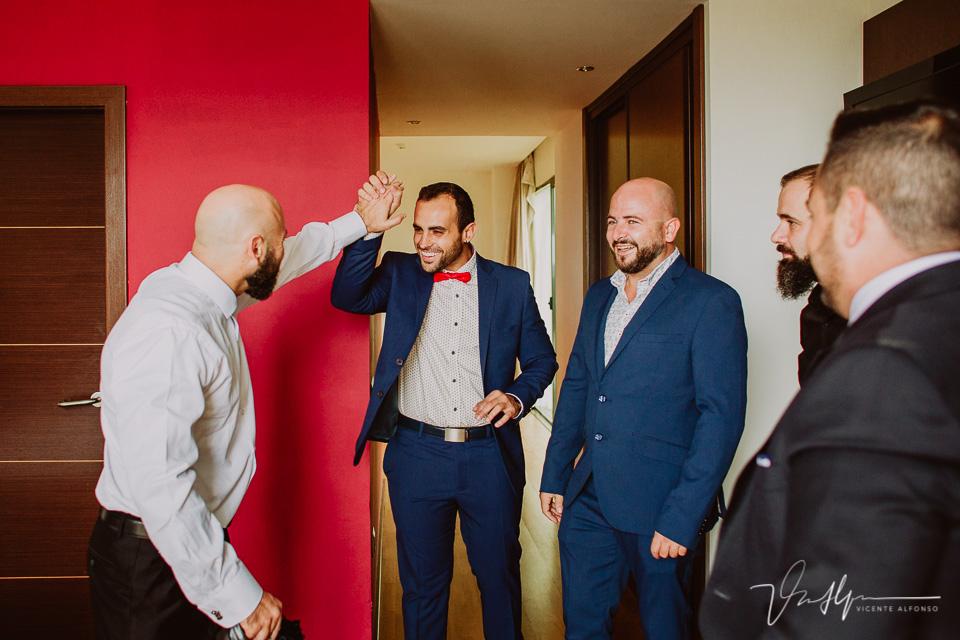 Reportajes de boda 2020 - detalles casa novio 04