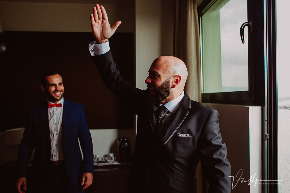 Reportajes de boda 2020 - detalles casa novio 06