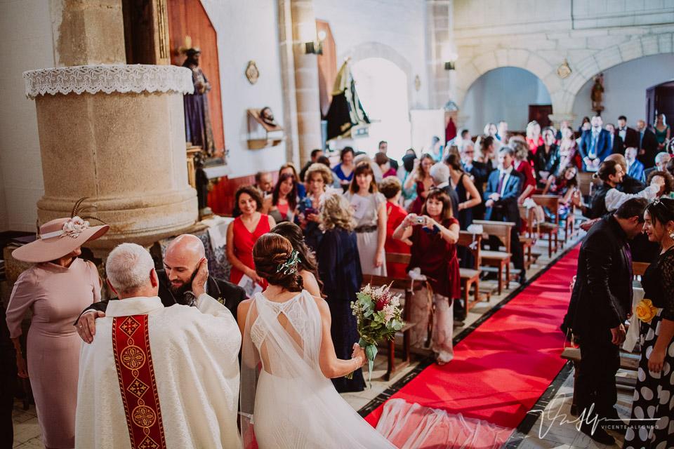 Fotógrafo de bodas 2021, reportaje iglesia 13