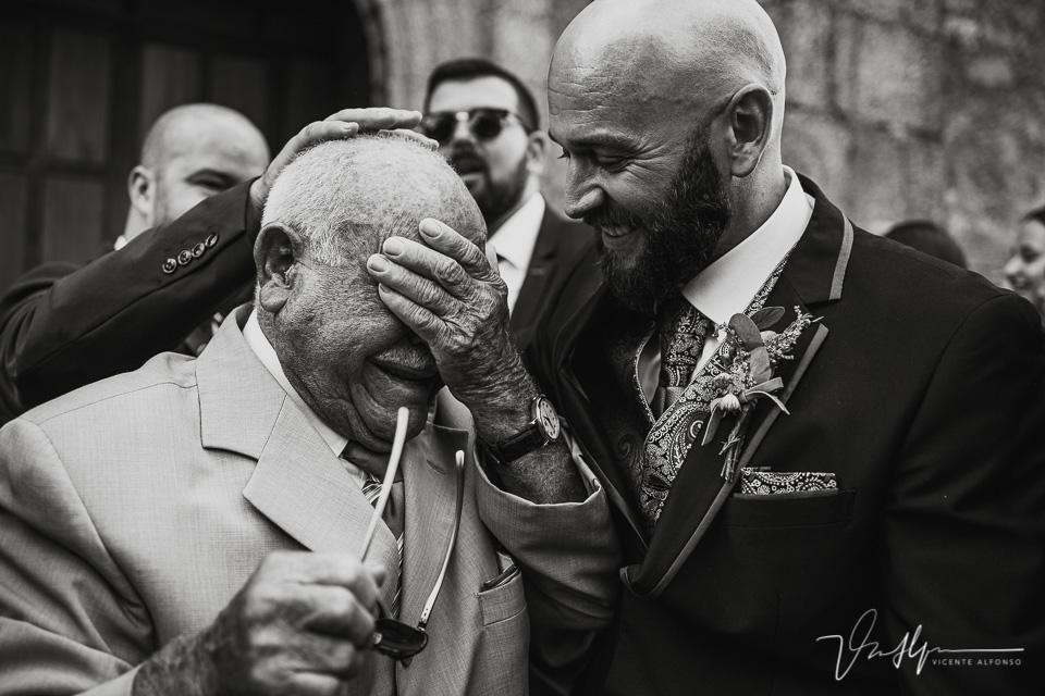 Momentos especiales de bodas