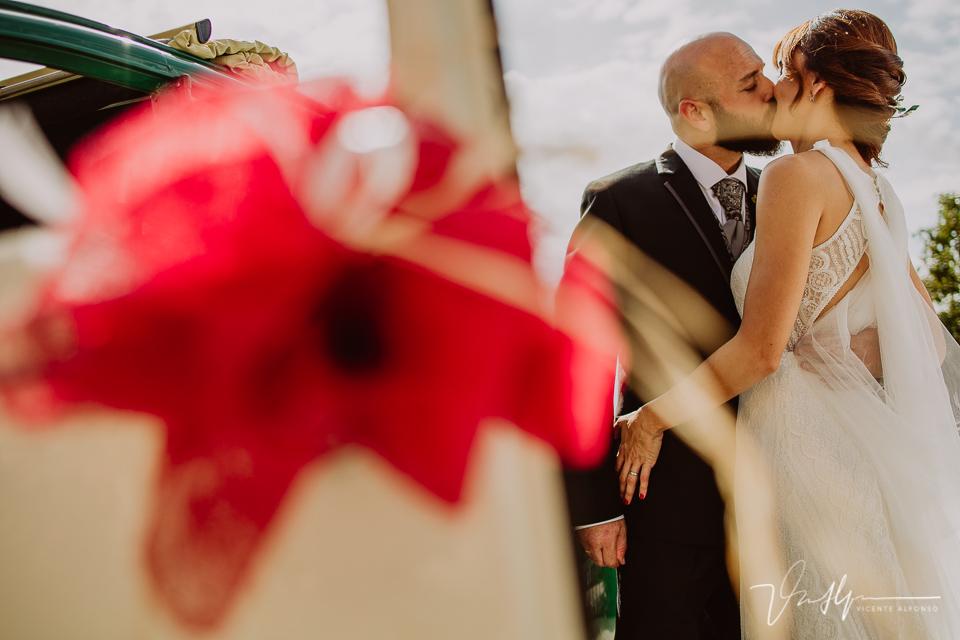 Fotografía de boda sin posados, fotos originales. Momento reportaje 02