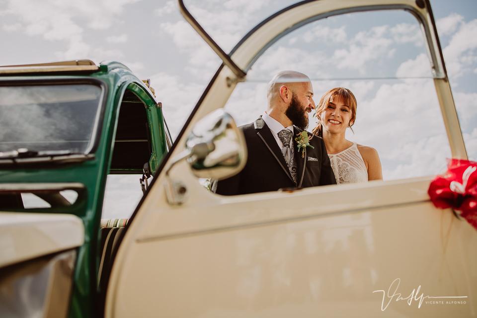 Fotografía de boda sin posados, fotos originales. Momento reportaje 03