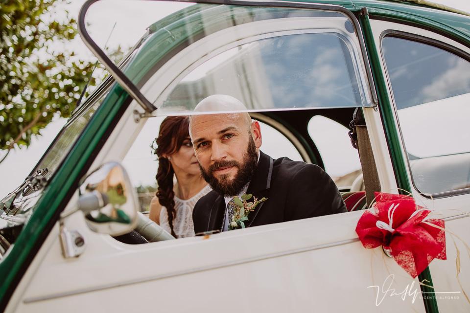 Fotografía de boda sin posados, fotos originales. Momento reportaje 04