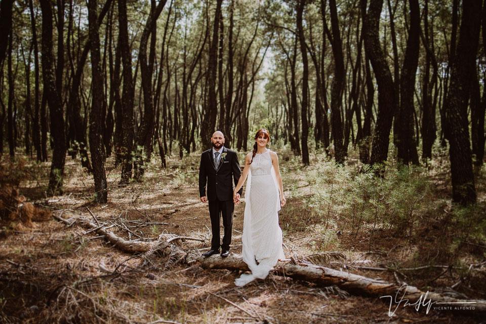 Fotografía de boda sin posados, fotos originales. Momento reportaje 05