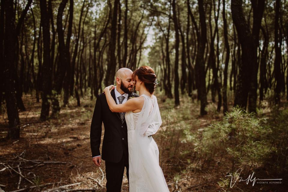 Fotografía de boda sin posados, fotos originales. Momento reportaje 06
