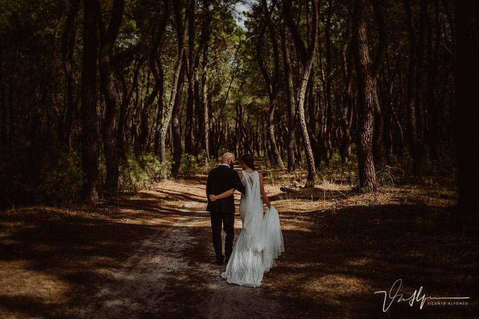 Fotografía de boda sin posados, fotos originales. Momento reportaje 08